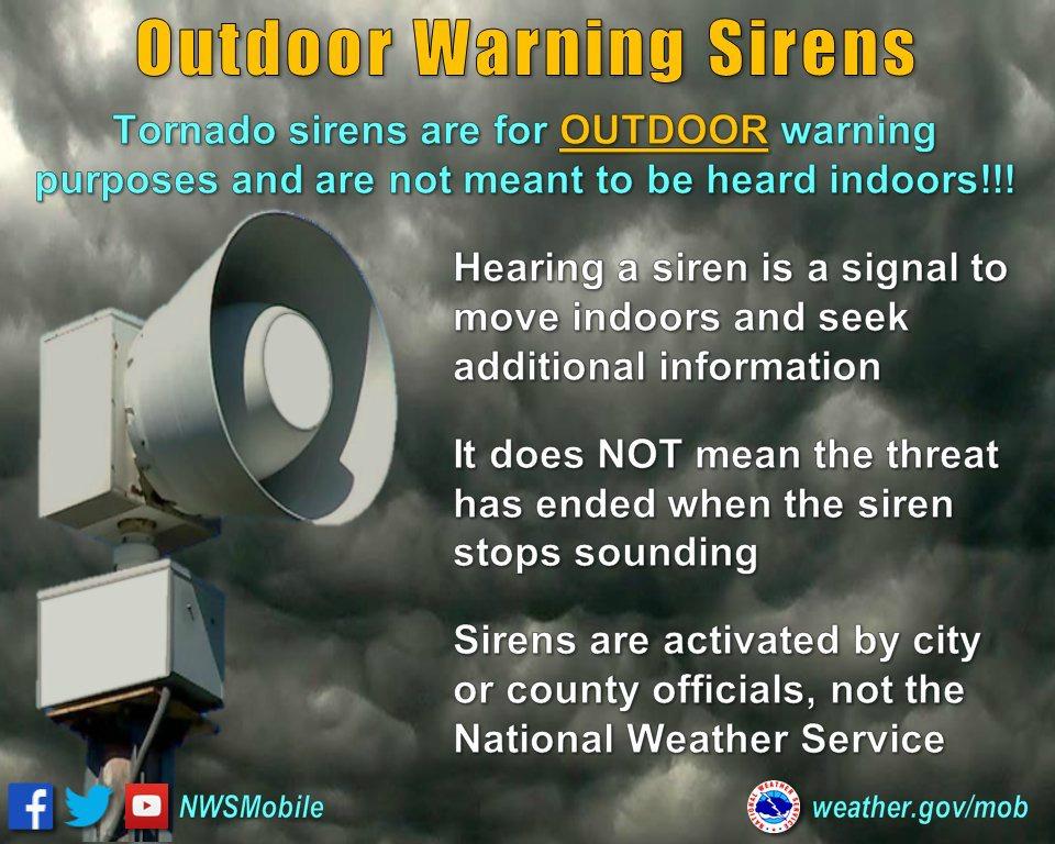Siren - info 1