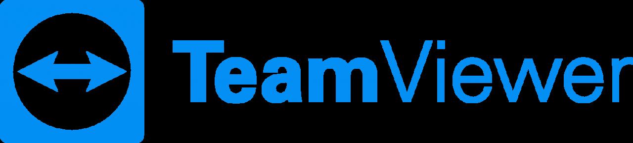 Teamviewer Logo + Link